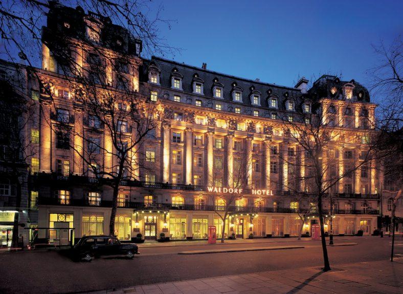The Waldorf Hilton front – Copy